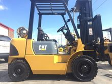 Cat TGP25 LP Gas Pneumatic Tire
