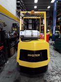 2005 Hyster S80XM LP Gas