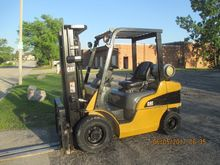 2007 Cat P5000 LP Gas Pneumatic