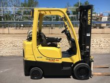 2008 Hyster S60FT LP Gas Cushio