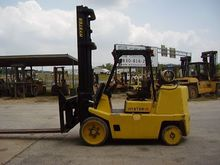 2005 Hyster S155XL2 LP Gas Cush