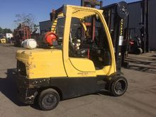 2007 Hyster S120FT LP Gas Cushi