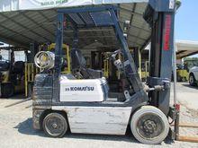 1994 Komatsu FG25ST-11 LP Gas C