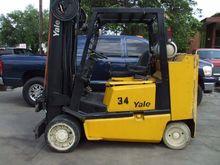 2006 Yale LP Gas Cushion Tire 4