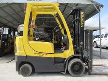 2005 Hyster S50FT LP Gas Cushio