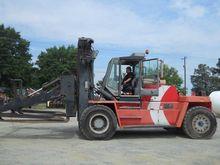 2009 Kalmar dcd220-1200 Diesel
