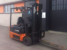 2001 Doosan B20T-5 Electric Ele