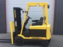 2007 Hyster E60Z-33 Electric El