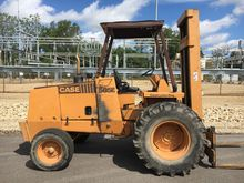 1987 Case 585E Diesel Rough Ter