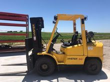 Hyster H90XMS LP Gas Pneumatic