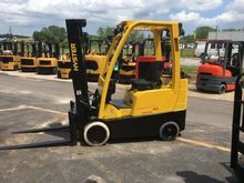Hyster S40FTS LP Gas