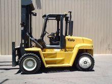 2006 Yale GDP210 Diesel Pneumat