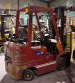 2008 Tailift FG18C LP Gas Cushi