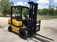 2006 Yale LP Gas Pneumatic Tire