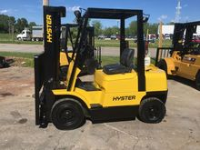 Hyster H50xm LP Gas Pneumatic T