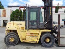 1999 Hyster H210XL Diesel Pneum