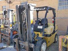 2007 Yale GDP080VXNCSE08 Diesel