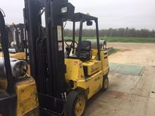 1991 Hyster S80XL LP Gas Cushio