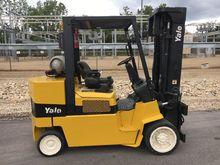 2003 Yale GLC120 LP Gas Cushion