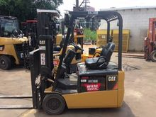 2009 Cat ET3000 Electric 4 Whee