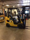 2014 Cat C5000 LP Gas Cushion T