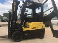 2007 Hyster S50FT LP Gas Cushio