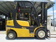 2013 Yale GP050VX Gasoline Pneu