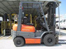 2013 Toyota 42-6FGU15 Dual Fuel