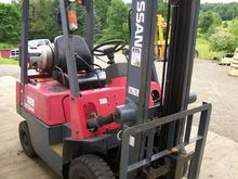Nissan j01a15 LP Gas Pneumatic