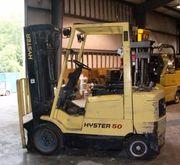1999 Hyster S50XM LP Gas Cushio
