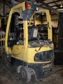 2012 Hyster H35FT LP Gas Pneuma