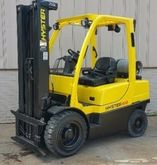 2008 Hyster H60FT LP Gas Pneuma