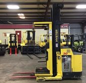 2008 Hyster R30XMS Electric Ele