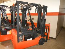 2008 Doosan B15T-5 Electric 3 W