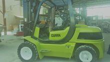2007 Clark CMP50SD Diesel Pneum