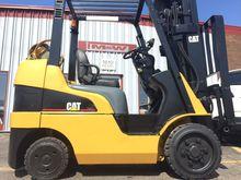 Cat c5000 LP Gas Cushion Tire 4