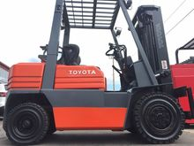 Toyota 42-5FG18 LP Gas Pneumati