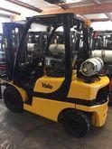 2013 Yale GLP050VX LP Gas Pneum