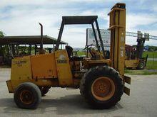 1998 Case 586E Diesel Rough Ter