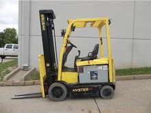 2009 Hyster E50XN Electric Elec