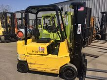 1989 Hyster S40XL LP Gas Cushio