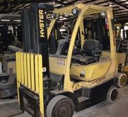 2007 Hyster S40FT LP Gas Cushio