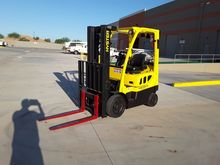 2009 Hyster S40FTS LP Gas Cushi