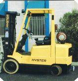 2001 Hyster S50XM LP Gas Cushio
