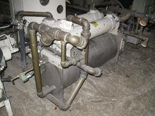 FOAM COOLING SYSTEM MODEL B-160