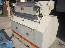 B&J MODEL LT-1248 GRANULATOR, S