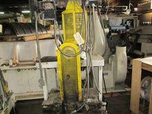 MELT PUMP MODEL SHV350-8A, S/N