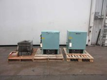 LOT OF THREE OVENS 16003