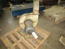 UNK MFG 5 HP BLOWER