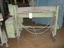 Used FAMCO SHEAR 104